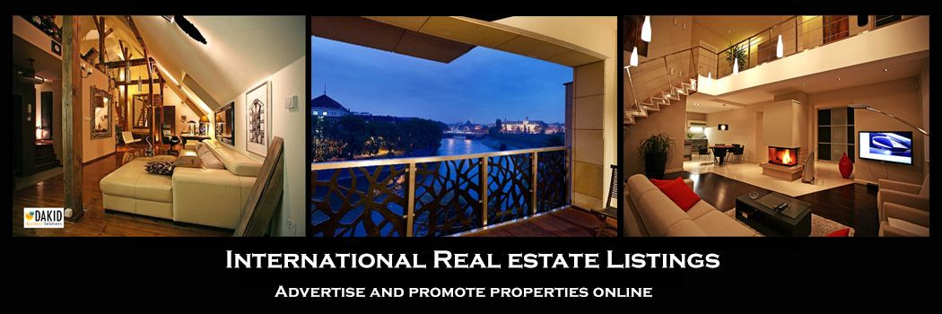 international real estate marketing