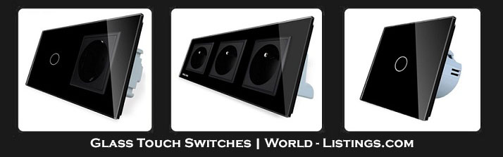 welaik touch switches